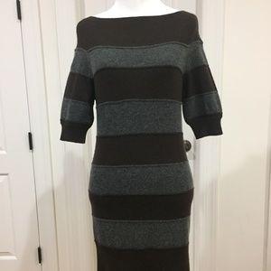 Alice + Olivia Wool/Cashmere Sweater Dress